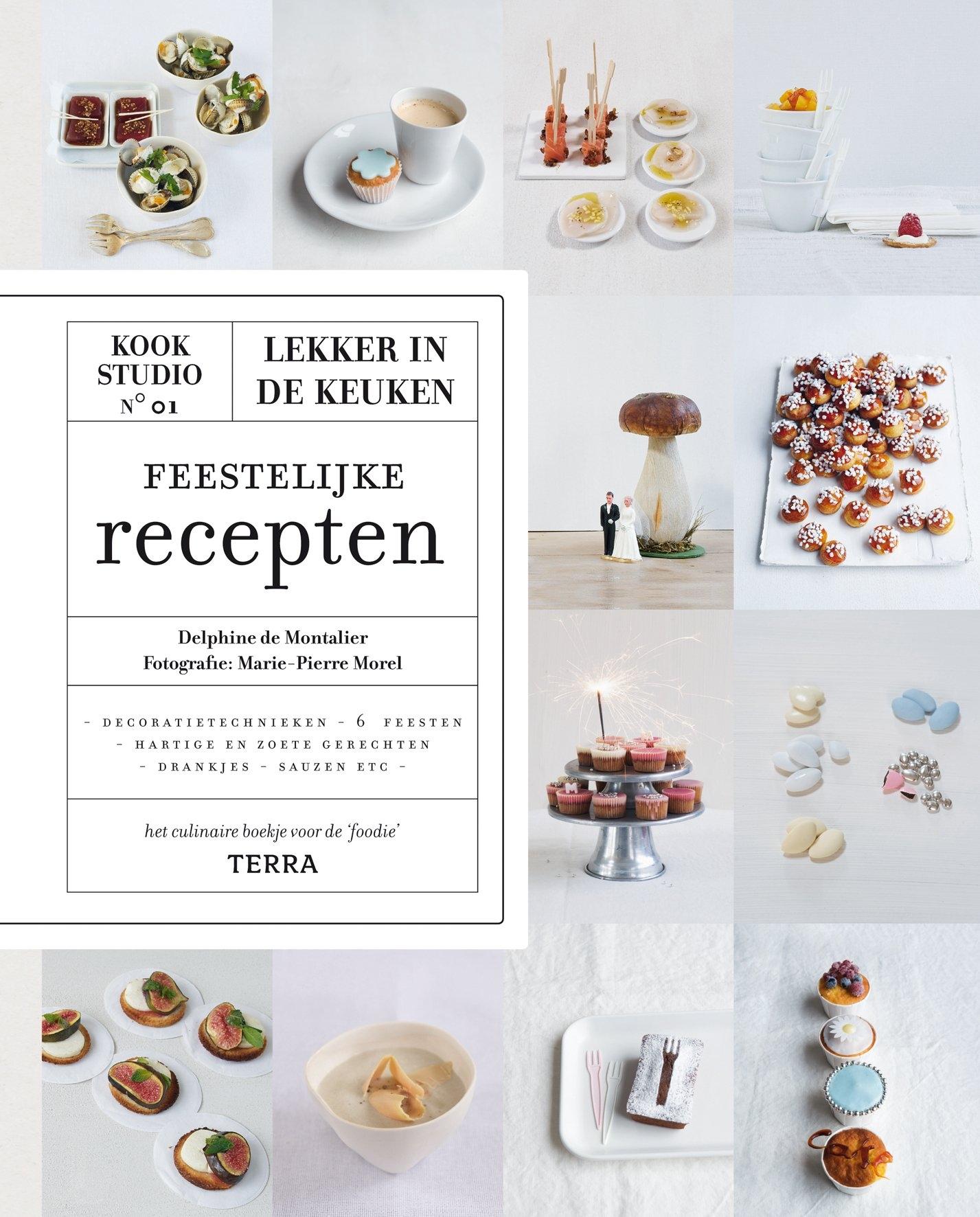 KOOKSTUDIO - Feestelijke recepten
