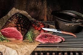 LAGUIOLE Steakmessenset zwart