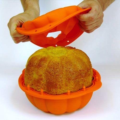 LEKUE Bakvorm Pompoen