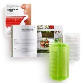 Lekue Stoombox met Kookboek