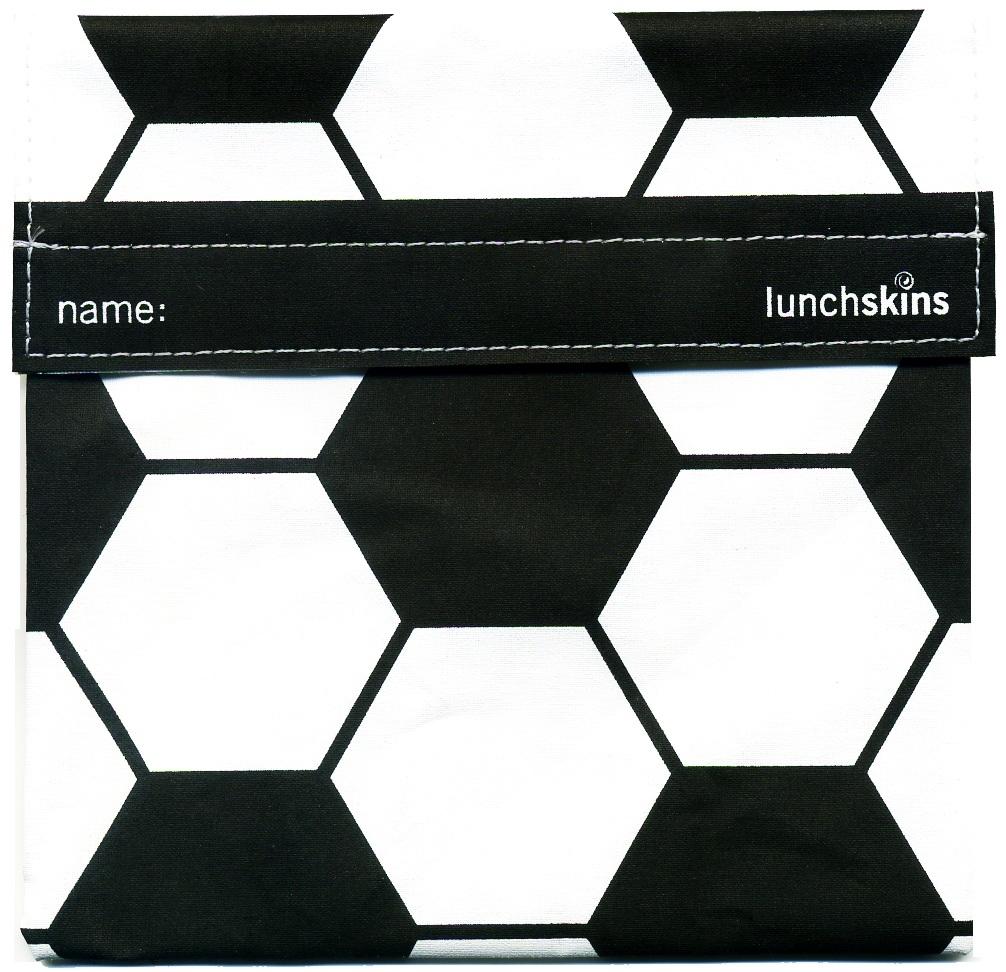 LunchSkins Sandwichbag Voetbal