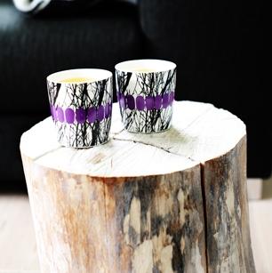 Mette Ditmer Mok Blackwood paars