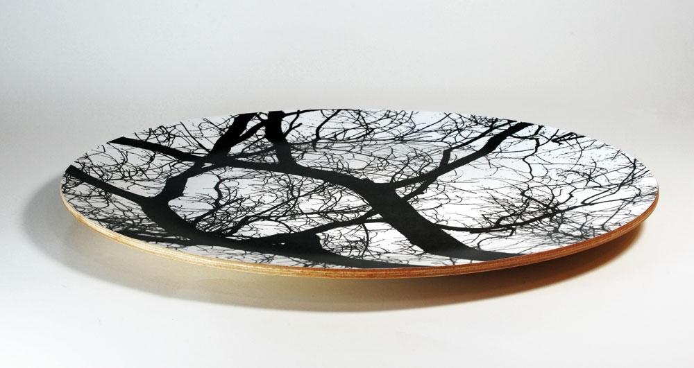 Onderbord / Schaal Old Tree