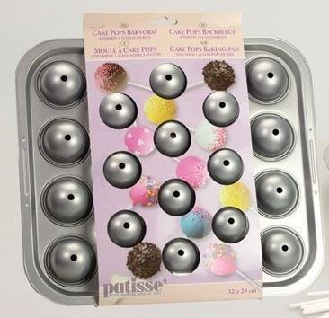 Patisse Cakepops Bakvorm