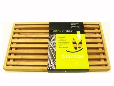 POINT VIRGULE Serveerplank bamboe
