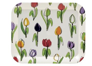 SERHOLT Dienblad Tulip