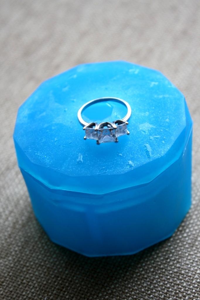 Silicone Zone IJsvorm Diamant