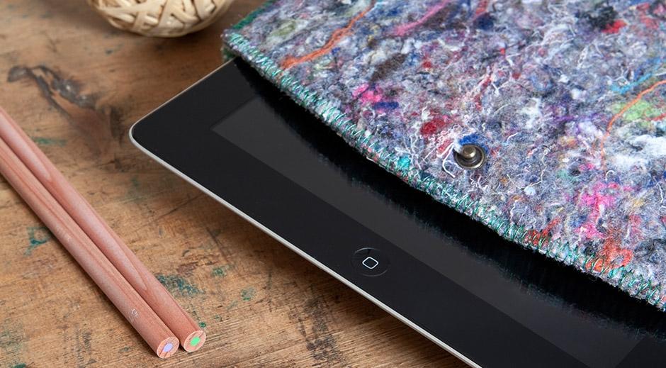 TAPEGEAR iPad hoes