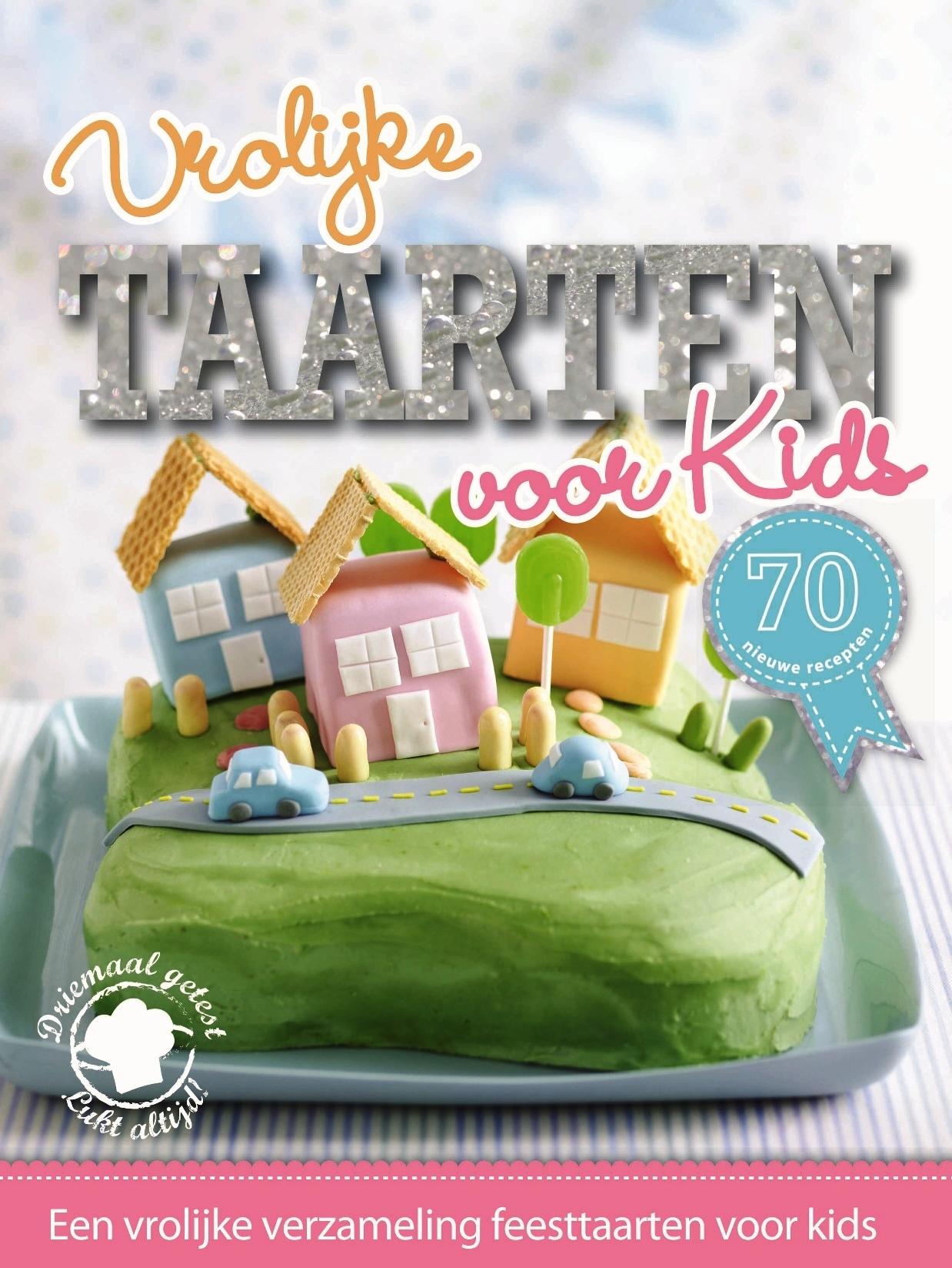 Vrolijke taarten voor kids