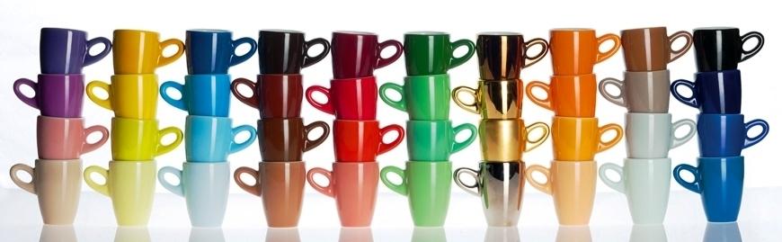 WALKURE Espresso kop+schotel
