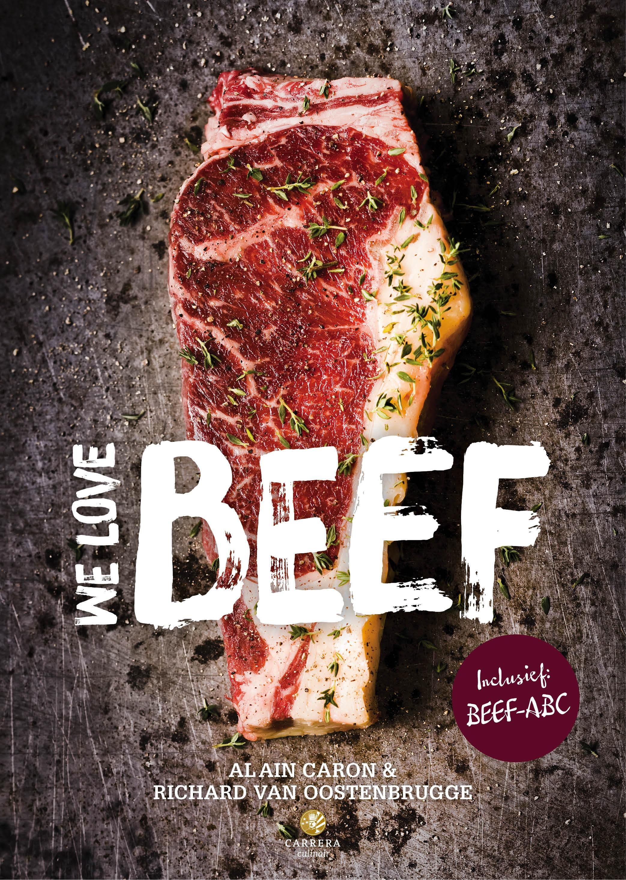 We love beef