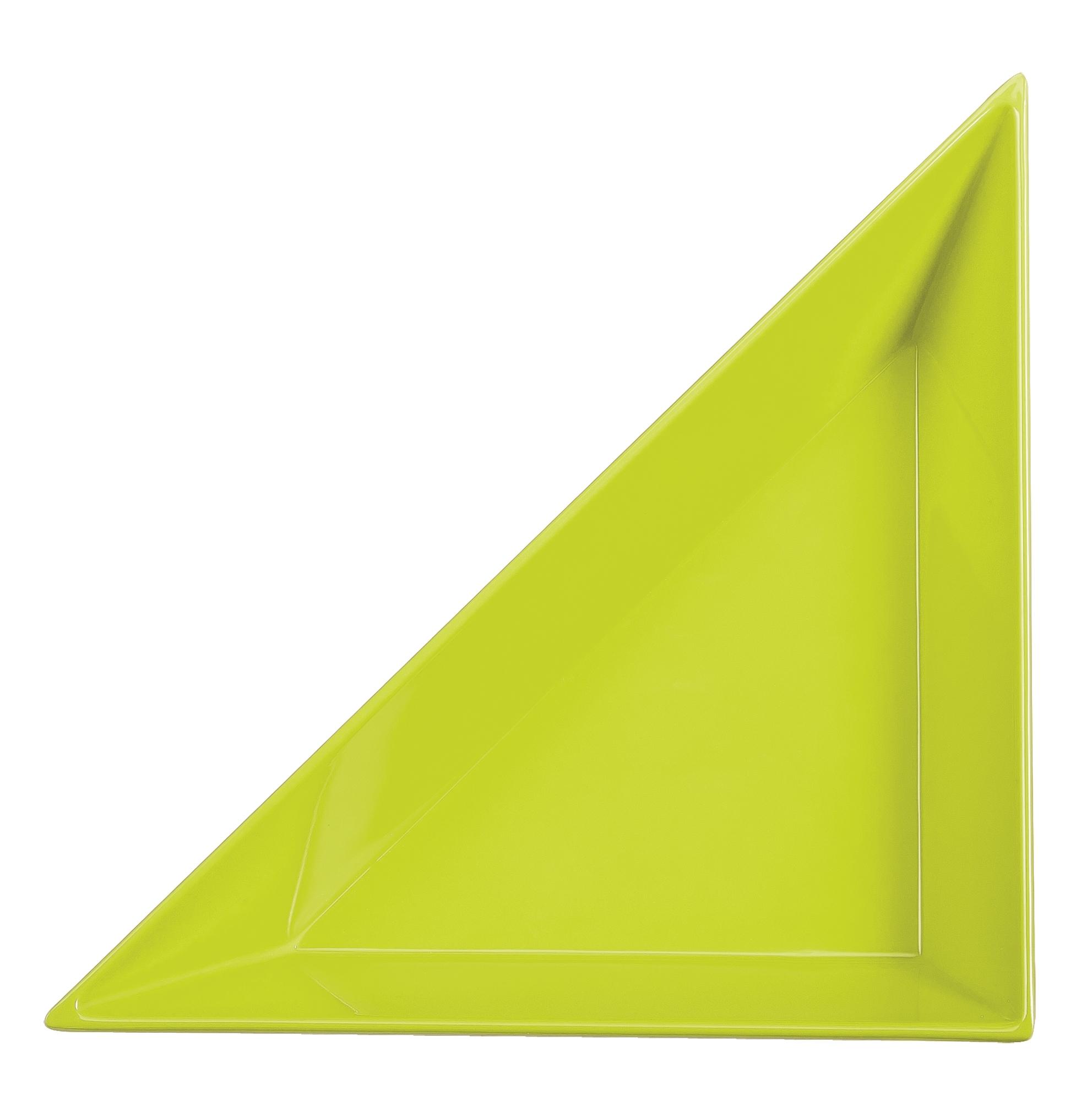 ZAK! Schaaltjes Triangle aqua