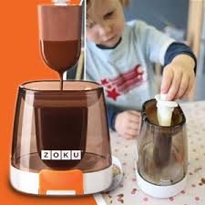 ZOKU Chocolade station