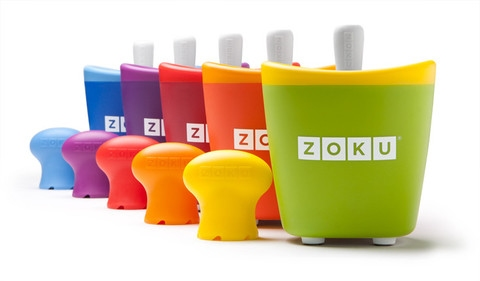 ZOKU Quick Pop Maker Single BL