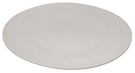 Zuperzozial Dinerbord Coconut White
