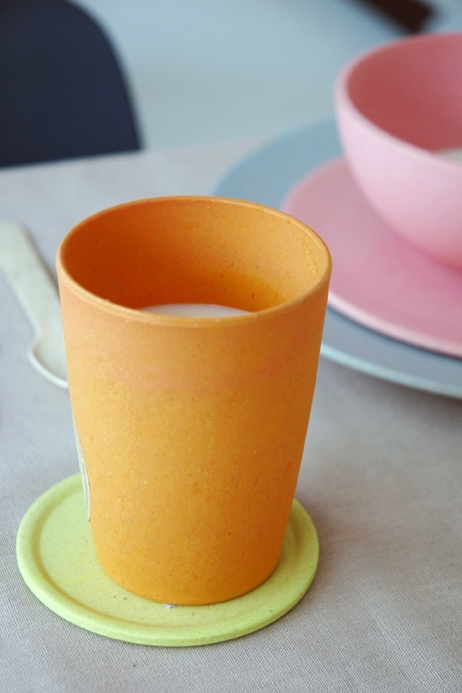 Zuperzozial Ontbijtbord Lollipop Pink