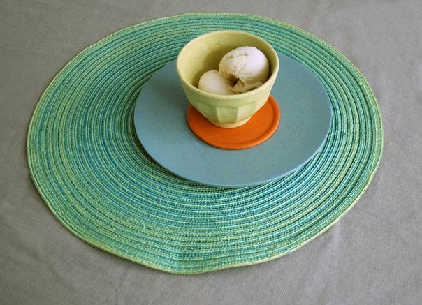 Zuperzozial Ontbijtbord Powder Blue