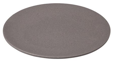 Zuperzozial Ontbijtbord Stone Grey