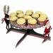 Cupcake Standaard Merry & Bright Xmas