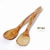 PURE OLIVE WOOD Slacouvert 4-tand
