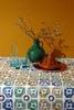 Cabanaz Tafelzeil Spaans mozaiek