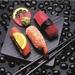 Servetten Sushi