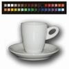 WALKURE Koffie kop+schotel