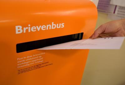 Brievenbus Post